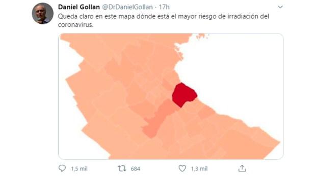 Daniel Gollan - AMBA - coronavirus