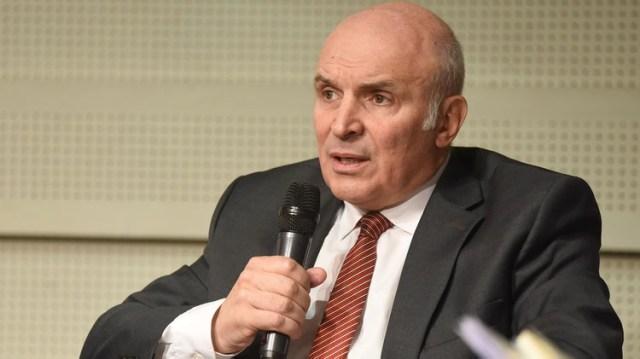 José Luis Espert, candidato por el Frente Despertar (Franco Fafasuli)
