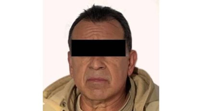 The FGR investigated him for 11 years for his relationship with the various Mexican cartels (Photo: FGR)