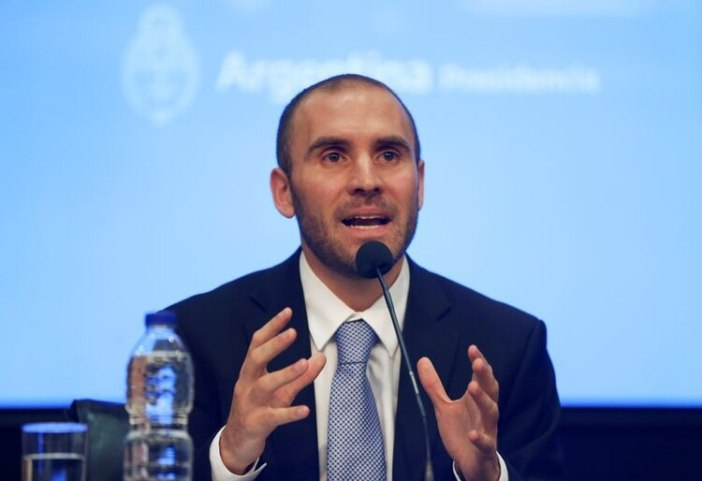 El ministro de Economía de Argentina, Martín Guzmán, descartó que la Nación adelante fondos a Buenos Aires para enfrentar los vencimientos