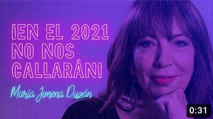 La periodista colombiana lanzó este miércoles un programa de Youtube donde tocará los temas más importantes en el país en materia judicial y política