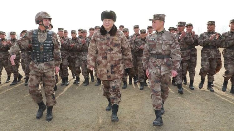 Es la primera vez que el régimen de Xi Jinping delinea los objetivos del Ejército, desde que asumió en 2013 (The Grosby Group/Archivo)