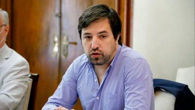 Nicolás Kreplak, viceministro de Salud de la provincia de Buenos Aires