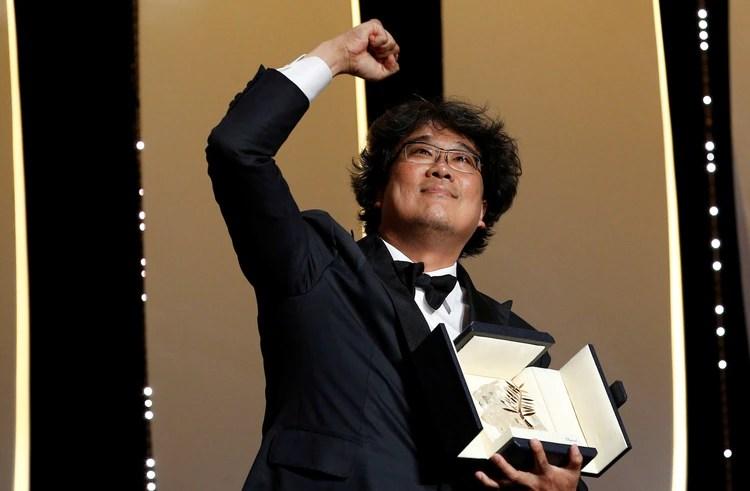 Bong Joon Ho y la palma de oro de Cannes por