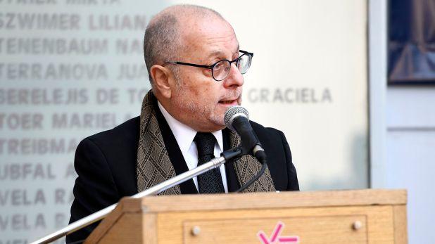 Jorge Faurie, canciller argentino. (Prensa AMIA)
