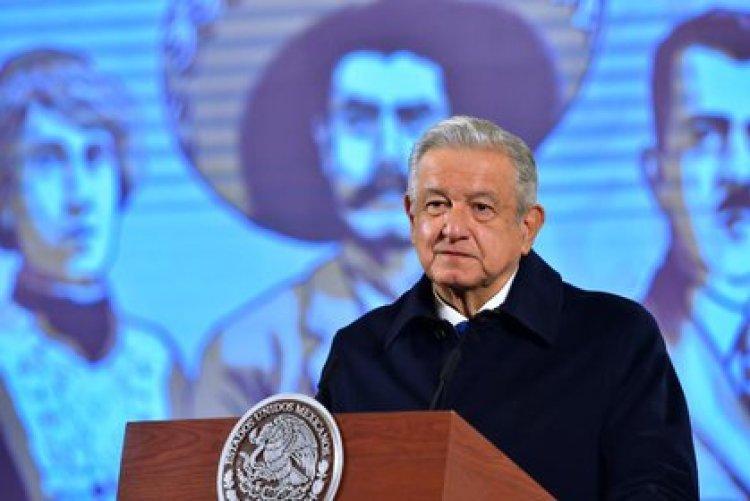 López Obrador insiste en este tema en marzo de 2019 (Foto: Presidencia de México)