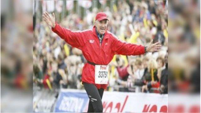 Roberto Madrazo , ex candidato presidencial del PRI, hizo trampa en el Maratón de Berlín (Foto: Twitter )