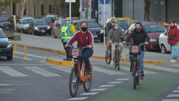 proyecto bicis y ciclovías CABa
