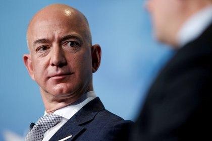 Jeff Bezos, fundador de Amazon. REUTERS