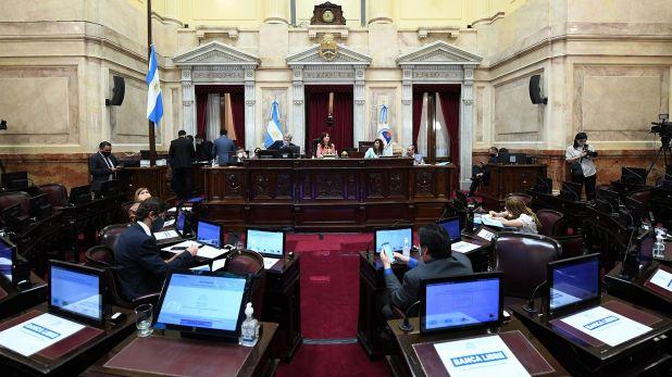 Senado sesiones especiales remotas y la reforma de la Ley del Ministerio Publico