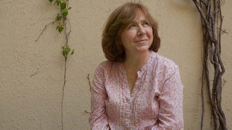 La escritora bielorrusa Svetlana Alexievich (Penguin Random House)
