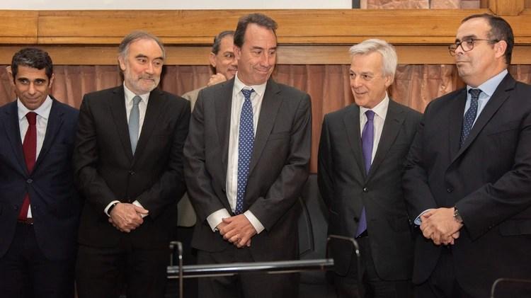 Los jueces de la Cámara Federal (Adrián Escandar)