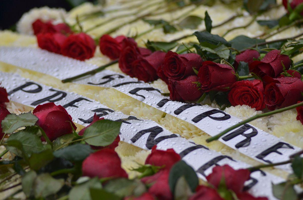 Morelia, Michoacán a cinco años de la tragedia en la Plaza Melchor Ocampo.(FOTO: ALAN ORTEGA /CUARTOSCURO.COM)