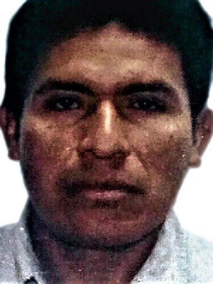 Salvador Franco, indígena en grave estado de salud