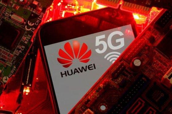 Huawei.  REUTERS / Dado Ruvic / Photo file / Photo file