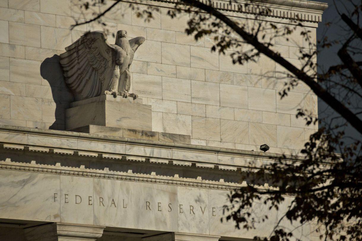 La Reserva Federal de EEUU anunciará la siguiente semana si recorta su tasa de interés (Foto: Bloomberg/Andrew Harrer)