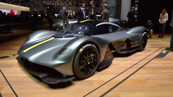 Las 150 unidades del Aston Martin Valkyrie ya están ubicadas. Cada una costó tres millones de euros