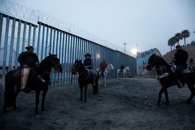 Republicanos y demócratas no llegan a un acuerdo sobre el muro fronterizo (Reuters)