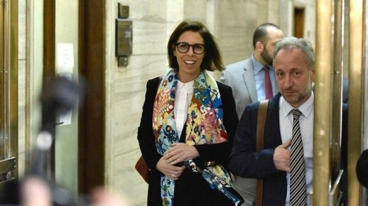 La titular de la Oficina Anticorrupción, Laura Alonso (Adrián Escandar)