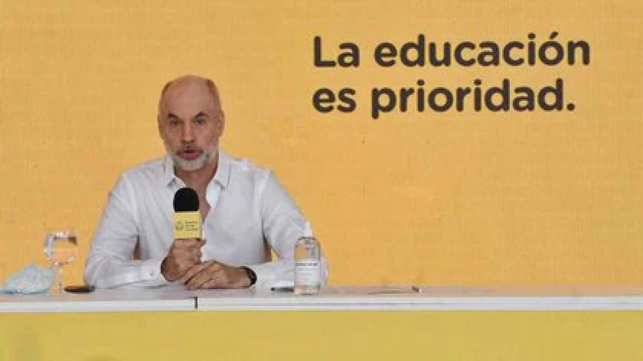 En el Gobierno están molestos con Horacio Rodríguez Larreta porque consideran que no ejerció los controles necesarios después del anuncio de las medidas