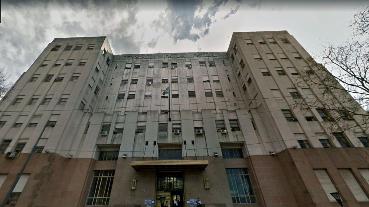 El edificio de los tribunales Penal Económico