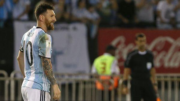 Lionel Messi fue suspendido por cuatro partidos por la FIFA (AP)