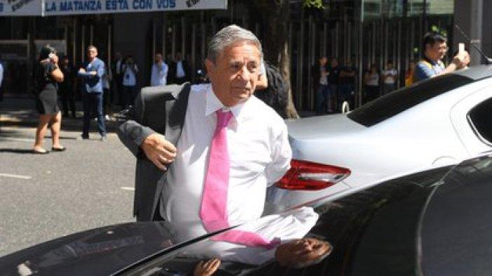 El ex presidente Eduardo Duhalde está dentro de la lista de los vacunados (Maximiliano Luna)