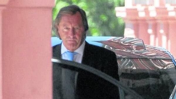 Carlos Liuzzi, quien fuera el segundo de Carlos Zannini, aparece vinculado en la causa