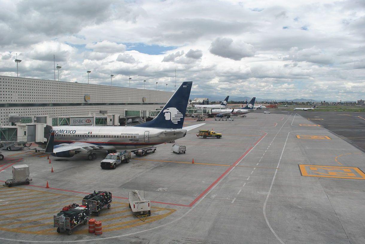 La ampliación se conectará con la sala 75 de la Terminal 2 del AICM (Foto: Archivo)
