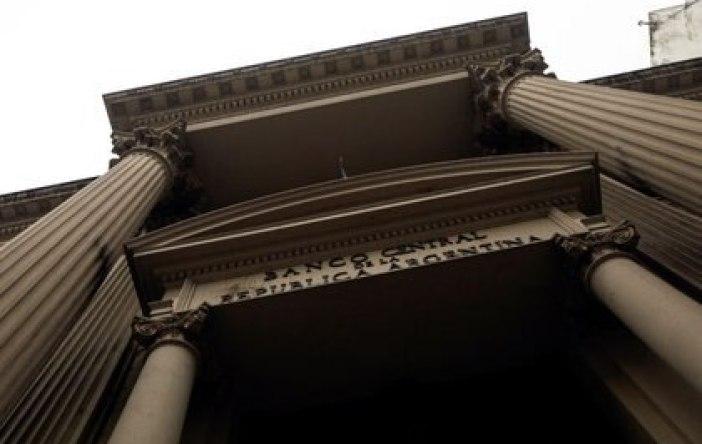 Fachada del Banco Central de Argentina (BCRA), en Buenos Aires (REUTERS/Ricardo Moraes)
