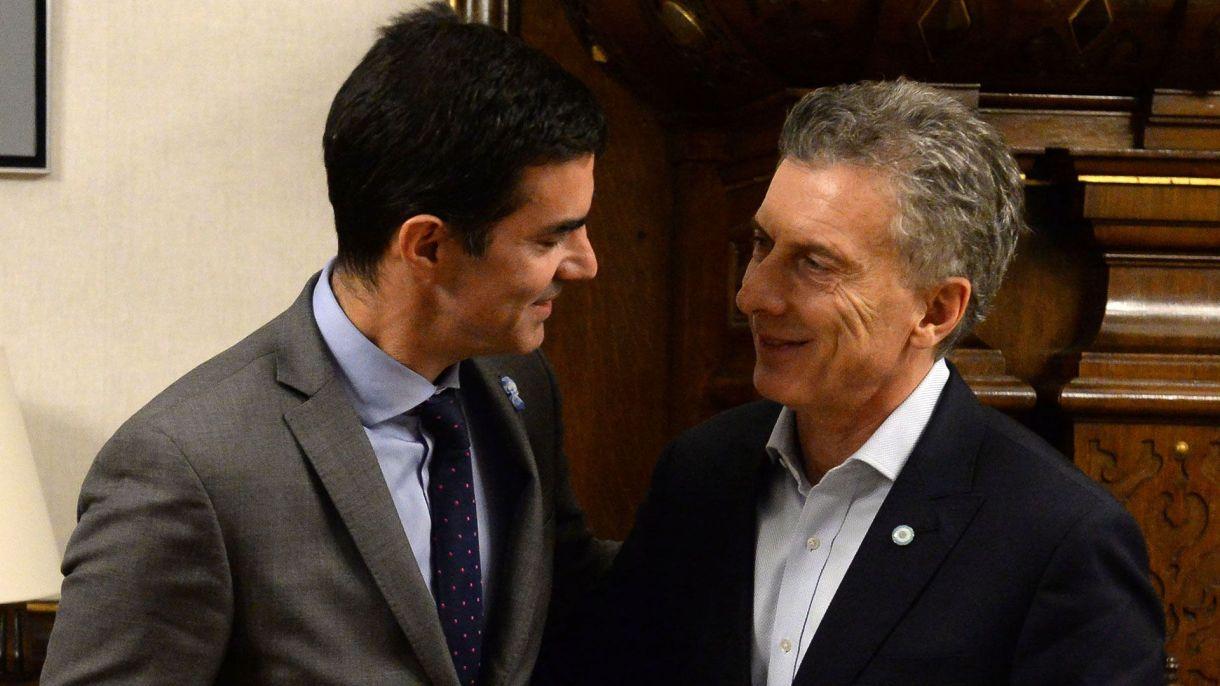 El gobernador de Salta se reunió varias veces con Mauricio Macri en las últimas semanas