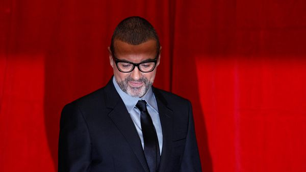 George Michael en el Royal Opera House de Londres, en 2011 (Reuters)