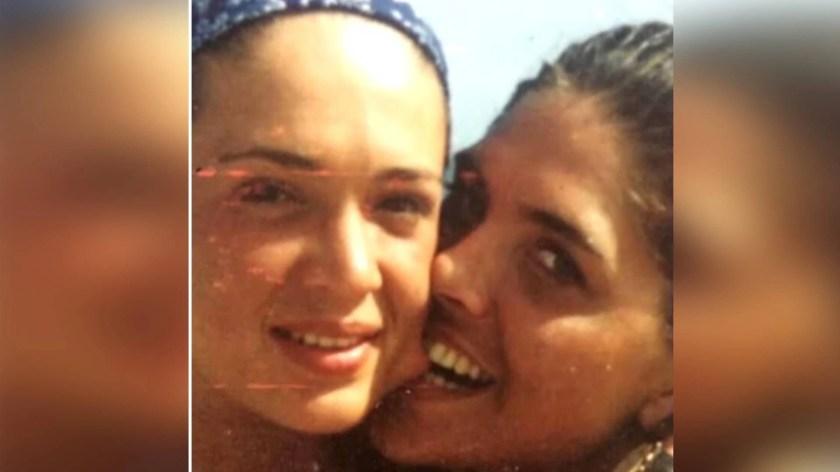 Yolanda compartió una fotografía de su archivo personal (Foto: Unicable)