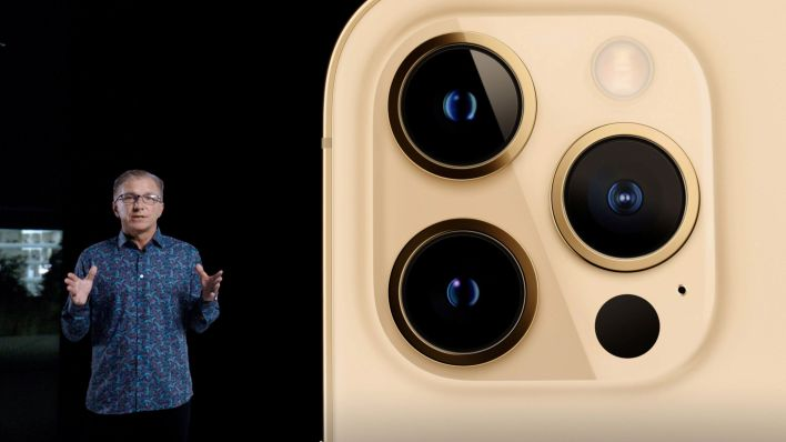 Greg Joswiak, vicepresidente senior de Marketing Global de Apple (Apple Inc./Handout via REUTERS)