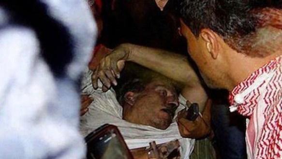 El embajador Chris Stevens fue asesinado en el atentado contra el consulado norteamericano en Bengasi, el 11 de septiembre de 2012