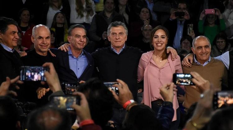 Vidal no repetirá la campaña con figuras nacionales como Larreta, Macri o Pichetto(Nicolás Stulberg)