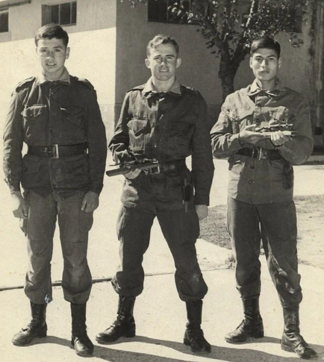 El cabo de 22 años llegó a Malvinas con el Regimiento 12 de Infantería de Mercedes