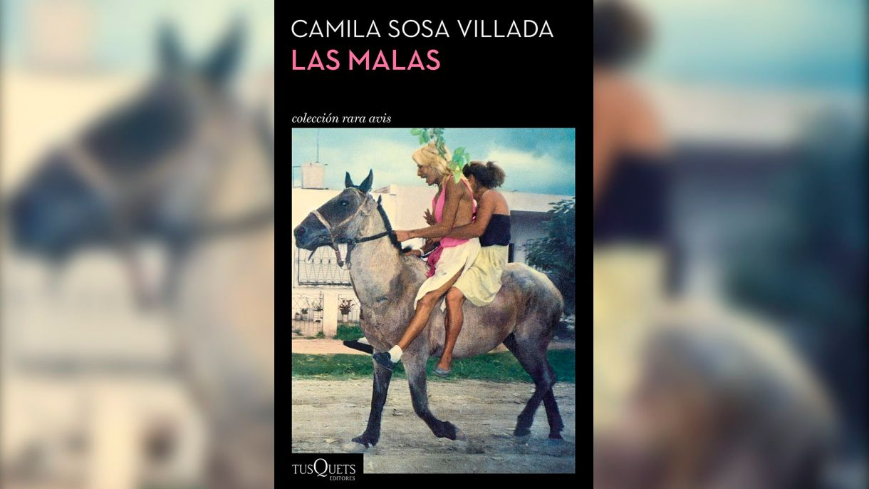"""""""Las malas"""" (Tusquets), Camila Sosa Villada"""