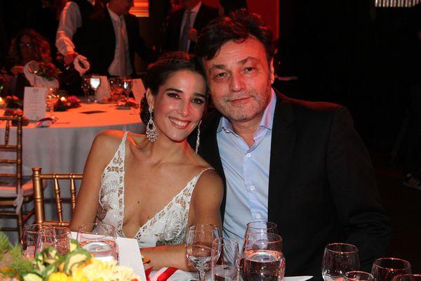 Juana Viale y Marcos Carnevale