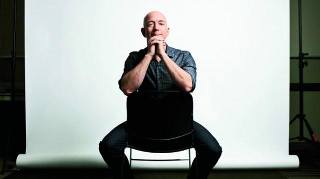El fundador de Amazon Jeff Bezos