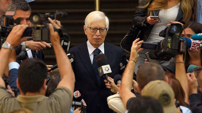Enrique Bacigalupo (AFP)