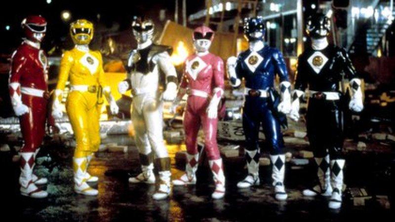 Los históricos Mighty Morphin Power Rangers (Foto: Moviestore/Shutterstock -1570633a-)