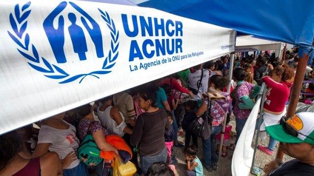 Unos 12.000 venezolanos ingresaron a Perú en los días previos al 15 de junio, por el comienzo de la exigencia de una visa humanitaria, además del pasaporte, a todos los ciudadanos venezolanos que deseen ingresar al país (Foto de Cris BOURONCLE / AFP)
