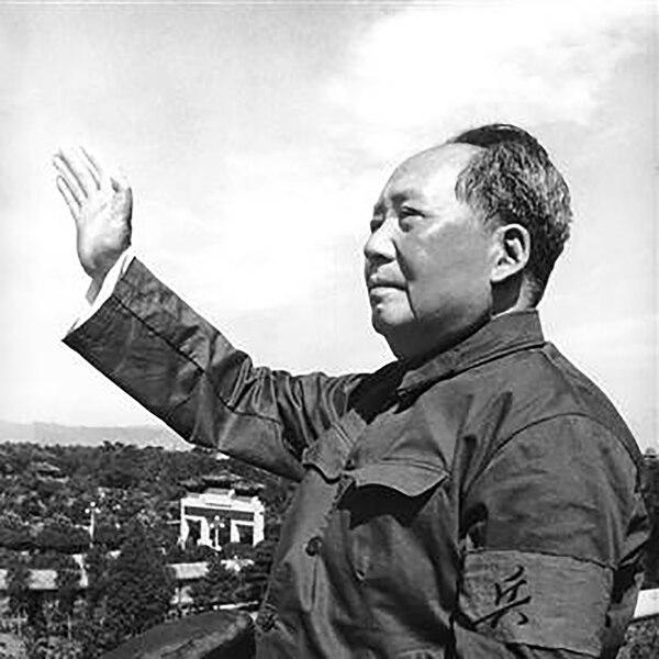 Mao Zedong, el mítico fundador de la República Popular China