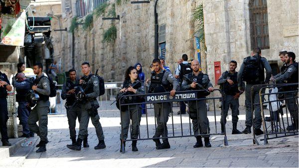 Israel desplegó un amplio operativo de seguridad
