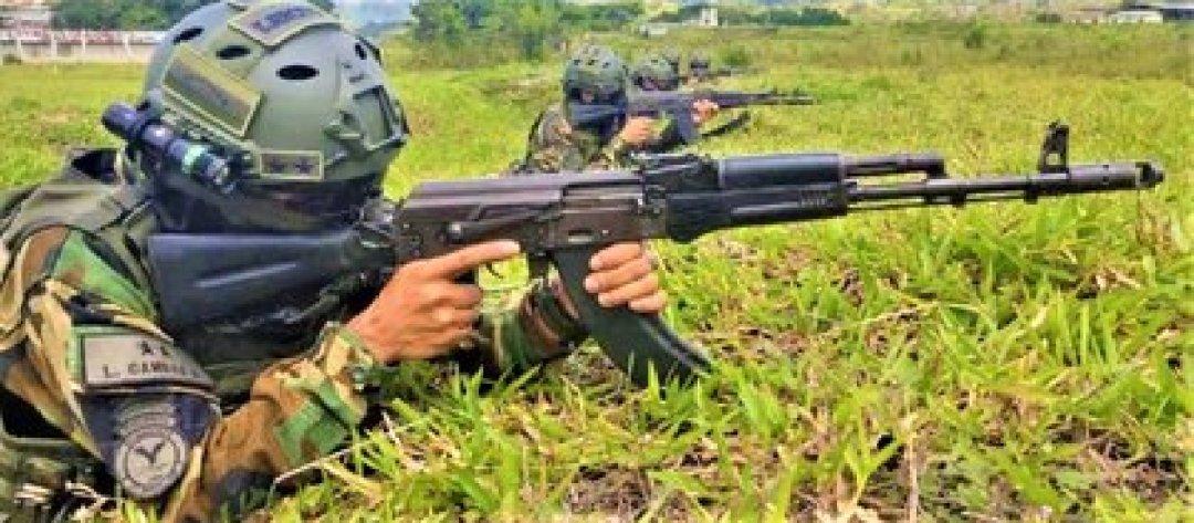 La Fuerza Armada se desplegó en Apure