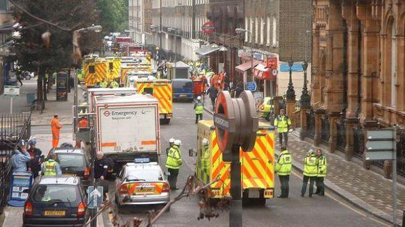 56 personas murieron tras el ataque