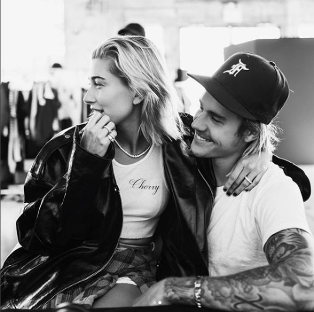 Hailey y Justin sueñan con casarse y tener hijos (Instagram Justin Bieber)