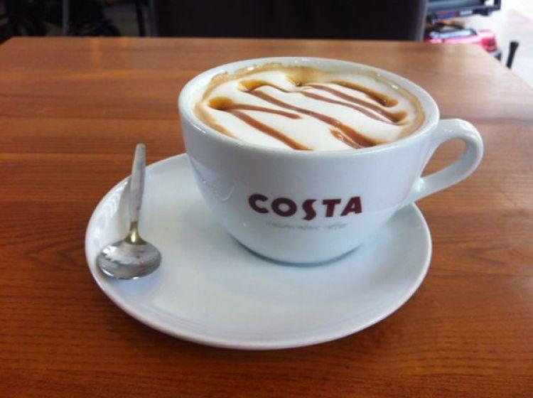 En los café helados de Costa también se halló bacteria fecal