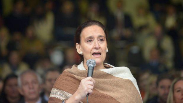 Gabriela Michetti, ex vicepresidenta de la Nación (Gustavo Gavotti)